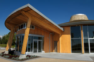 Musqueam Cultural Pavilion, Syncra Construction, New building Vancouver, pre construction homes, general contractor