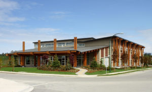 Musqueam Community Centre, Syncra Construction, New building Vancouver, pre construction homes, general contractor