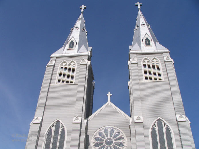 St. Paul's Indian Church Conservation