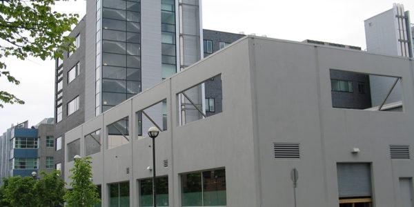 UBC Chem Bio Building 2nd Floor Addition
