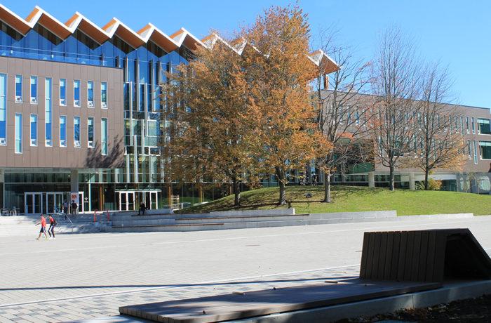 University Commons Public Realm