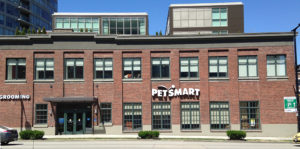 Petsmart Store, Syncra Construction, New building Vancouver, pre construction homes, general contractor