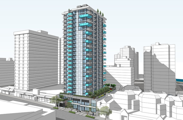 English Bay Residences