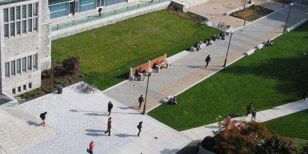UBC Learners' Walk