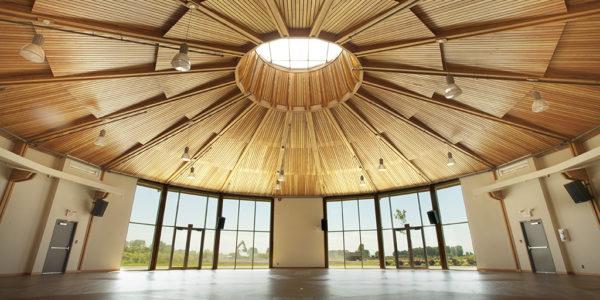 Musqueam Cultural Pavilion