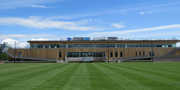 National Soccer Development Centre Training Facility