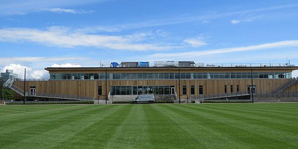 National Soccer Development Centre Training Facility