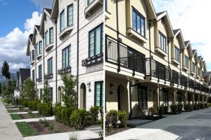 The Brownstones, Syncra Construction, New building Vancouver, pre construction homes, general contractor