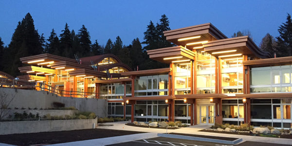 Tsleil-Waututh Nation Administration and Health Centre